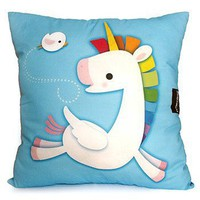 Handmade Gifts | Independent Design | Vintage Goods Deluxe Unicorn Pegasus Pillow - Home Decor - For The Home
