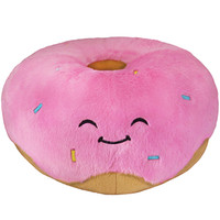 Squishable Pink Donut