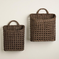 Carmen Open Weave Baskets - World Market