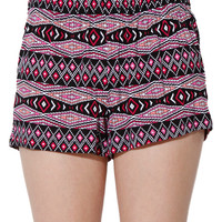 Papaya Clothing Online :: BOHEMIAN PRINT SHORT