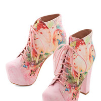 Jeffrey Campbell Statement Dream Supreme Bootie