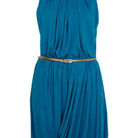 Belted Drape Bubble Dress** - Going Out Dresses - Dresses - Miss Selfridge