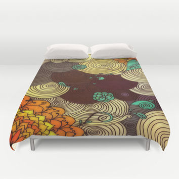 Earth Duvet Cover by DuckyB (Brandi)