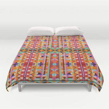 Eye Play 2 Duvet Cover by k_c_s | Society6