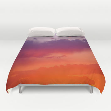 Arizona Duvet Cover by Laura Santeler