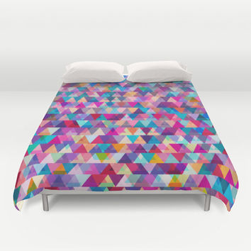 Mix #569 Duvet Cover by Ornaart