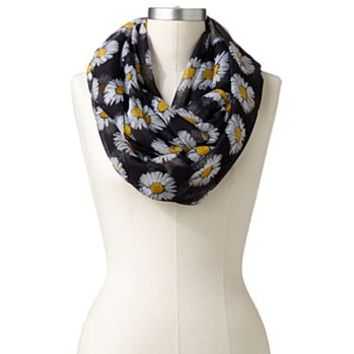 Manhattan Accessories Co. Daisy Infinity Scarf