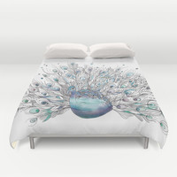 Glory Days Duvet Cover by Catherine Holcombe | Society6
