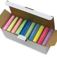 Sargent Art Sidewalk Chalk - BLICK art materials