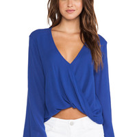Blue Life Hayley Top in Blue