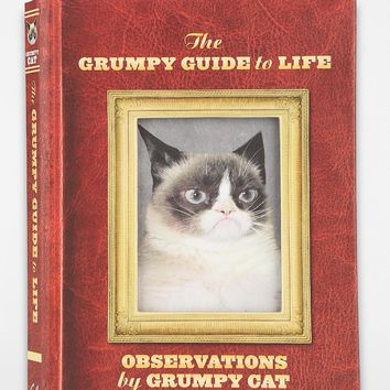 The Grumpy Guide To Life Observations From Grumpy Cat By