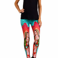 Guadalupe Leggings