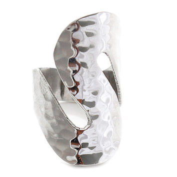 "Sterling Silver Rings | ""S"" 
