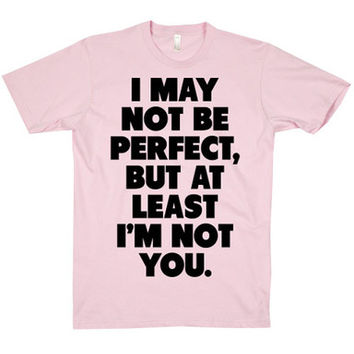 NOT YOU TEE