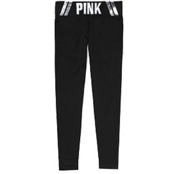 Yoga Legging - PINK - Victoria's Secret