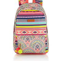 Aztec Backpack | Multi | Accessorize