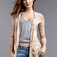 The Long & Lean Cardi - Victoria's Secret