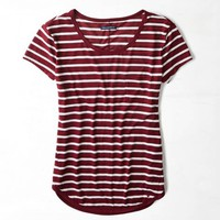 AEO JEGGING POCKET T-SHIRT