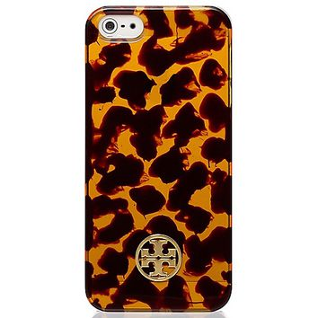 Tortoise Hardshell Case for iPhone 5