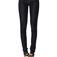 Papaya Clothing Online :: ESSENTIAL DARK DENIM HIGH WAIST SKINNY JEANS