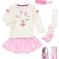 Baby Girl Outfits, Cute Toddler Outfits at Gymboree