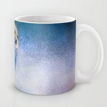 The Budgie Collection - Budgie 2 Mug by Jai Johnson