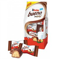 Kinder Bueno Mini 108g Photo, Detailed about Kinder Bueno Mini 108g Picture on Alibaba.com.