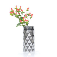 Geometric Folded Vase Small
