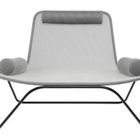 Blu Dot - Dwell Lounge Chair RA1-RAPSTL at 2Modern