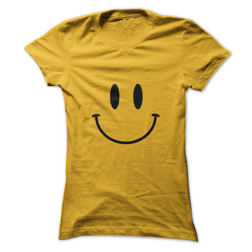 Retro Acid Smiley Face T Shirt - more colors available