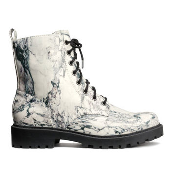 Lace-up Boots  from H M