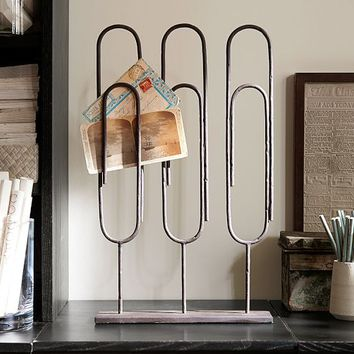 Standing Paper Clip