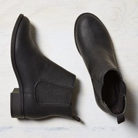 's Slip-on Bootie (Black)