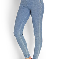 Denim-Style Leggings