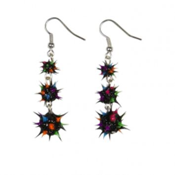 Spikey Dangle Earrings | Girls Earrings Jewelry | Shop Justice