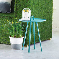 Tora Handle Side Table