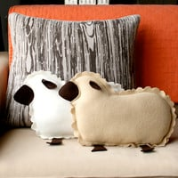 Sheep pillows!