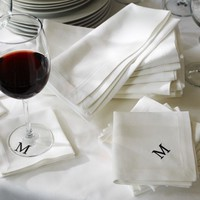 CATERER'S 6-PIECE NAPKIN SET