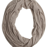 Solid Infinity Scarf | Wet Seal