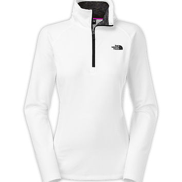 The North Face Women's Shirts & Tops Tops WOMEN'S KIRATA 1/4 ZIP