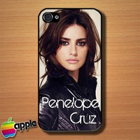 Penelope Cruz Custom iPhone 4 or 4S Case Cover | Merchanstore - Accessories on ArtFire