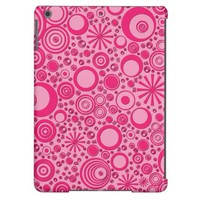 Rounds, Two Toned Pink iPad Air Case