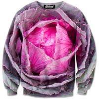 Cabbage Bloom Sweatshirt