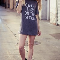 DIANE COOL KIDS ON THE BLOCK TOP