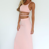 Coral Dreams Set | SABO SKIRT