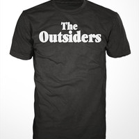 The Outsiders Movie T-Shirt - Greasers, soashes, ponyboy, johhny, sodapop, classic, film, tee, retro, tshirts, men, women, sleevless