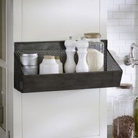 PERFORATED STORAGE SPEED RACK