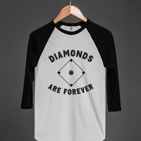 4 EVER | Raglan T-shirt | Skreened