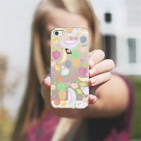 Fruit Punch Light - Transparent iPhone 5s case by Lisa Argyropoulos | Casetify