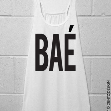 BAE - Flowy Tank Top - White